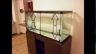Como calcular el litraje del acuario (correctamente)