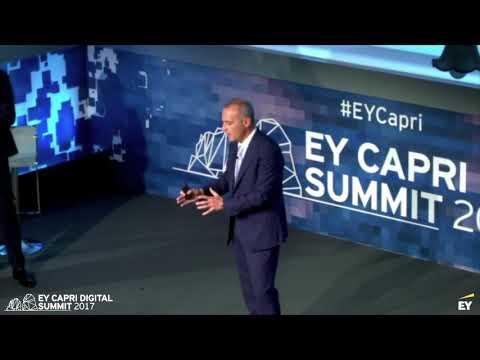 EY Capri 2017 - Nicola Losito, Director of IBM Digital Business Group Italy and CEO of InTeSa