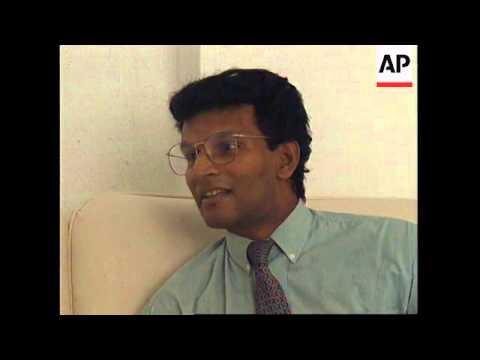 SRI LANKA: POSSIBLE COLLAPSE OF STOCK EXCHANGE