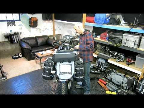 Mosko Moto - Backcountry 30L & 40L Duffle