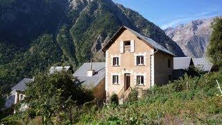 Vakantiehuis in Venosc, bij Le Bourg-d'Oisans, Alpen. Vakantiehuis bij Alpe-d'Huez.