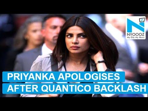 Priyanka Chopra says sorry for Hindu terror episode in quantico