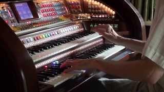 "Walter Hammel Plays his ""Country Bonanza"" Program On The  Lowrey Prestige Virtual Orchestra"
