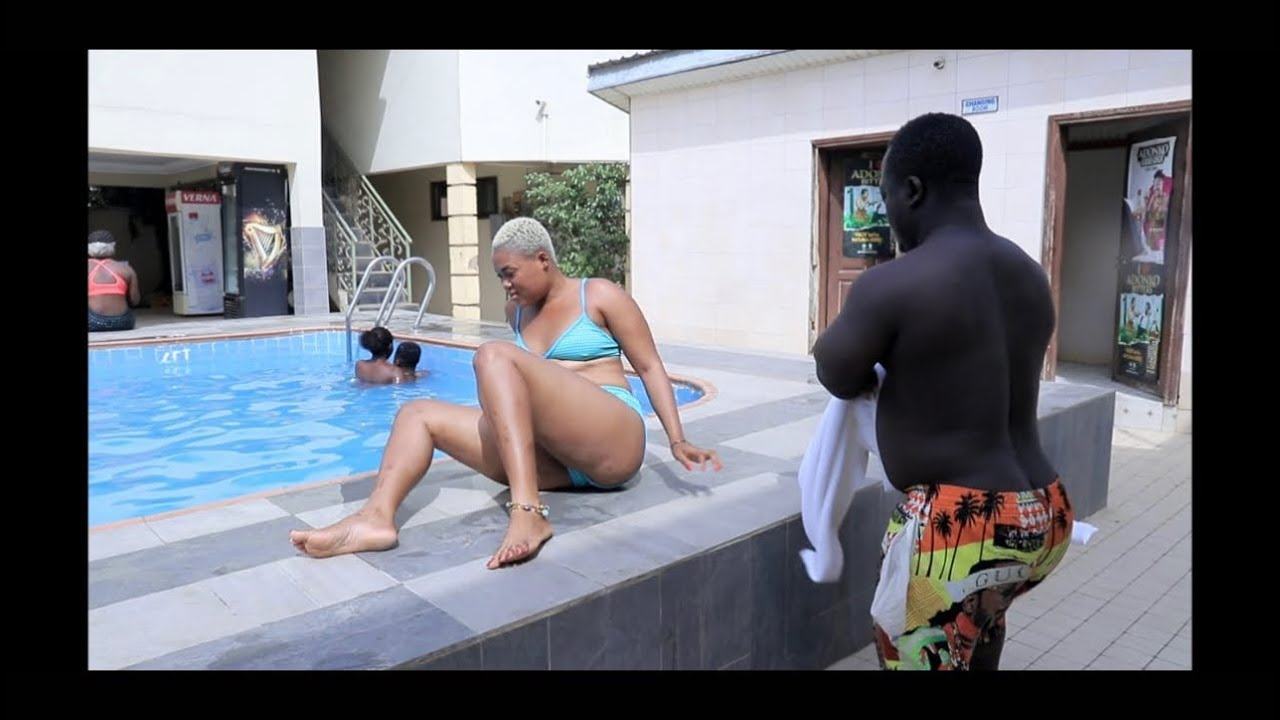 Download BEST SWIMMING TEACHER😅😅😅I WILL TEACH UR WIFE 😅😇💦KWAME AHENFIE, LADY TIIDA N COPSON COMEDY