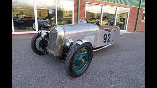 SOLD - 1936 Morgan 3 wheeler F4 For Sale In Louth Lincolnshire