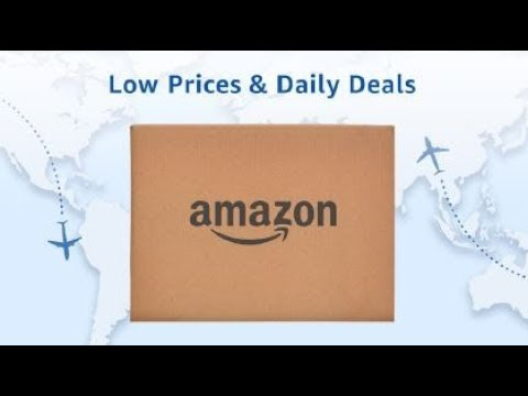 International Shipping with Amazon.com