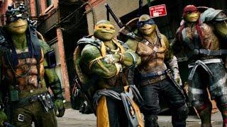 Підлітки-мутанти черепашки-ніндзя 2 | Перший трейлер | Paramount Pictures International