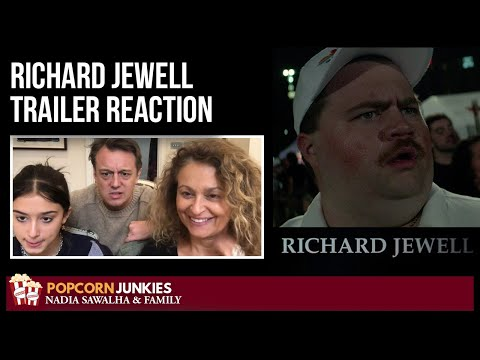 richard-jewell-official-trailer---nadia-sawalha-&-the-popcorn-junkies-reaction