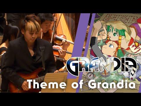 Theme of Grandia (Live at Symphony Hall)