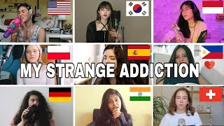 Who Sang It Better : Billie Eilish - my strange addiction (us,poland,germany,south korea)