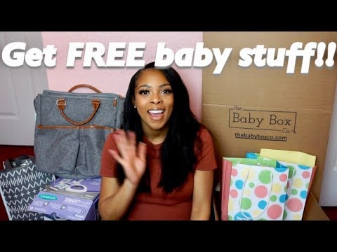HOW TO GET FREE BABY STUFF!! 2019