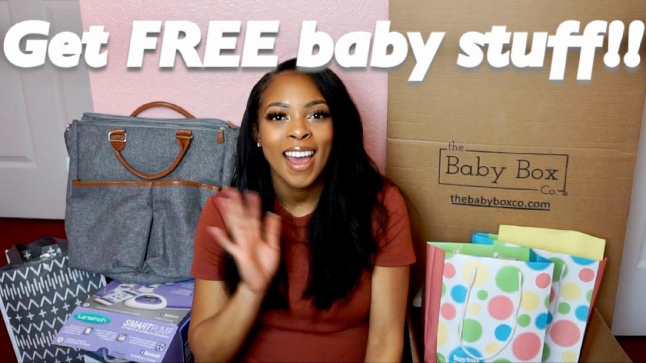 HOW TO GET FREE BABY STUFF!! 2019 - YouTube
