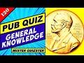 - VIRTUAL PUB QUIZ 2021  General Knowledge Quiz  15 Trivia Questions Plus a Bonus!