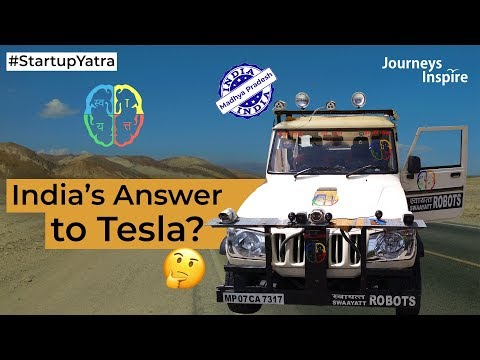 #startupyatra---is-this-india's-answer-to-tesla-by-swaayatt-robots