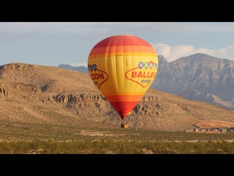 Las Vegas - Hot Air Balloon Ride