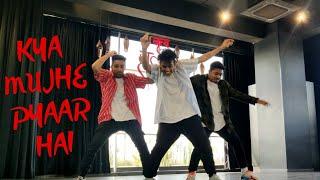 Kya mujhe Pyaar hai- KK | Dance Video | Mukesh Gupta Choreography Ft:- Gang13 | #kyamujhepyaarhai