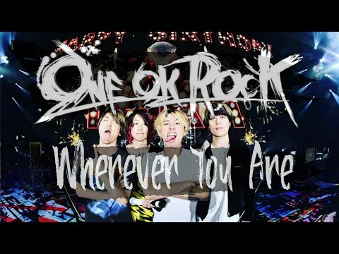 one-ok-rock---wherever-you-are-live-performance