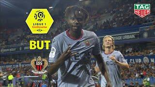 But Adrien TAMEZE (34') / Montpellier Hérault SC - OGC Nice (2-1)  (MHSC-OGCN)/ 2019-20