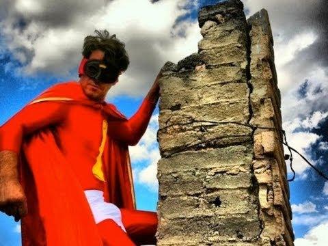 SUPER UNDERWEAR MAN!