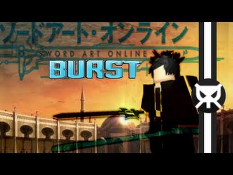 Killing all bosses 2 5 swordburst online montage for Floor 2 boss swordburst 2