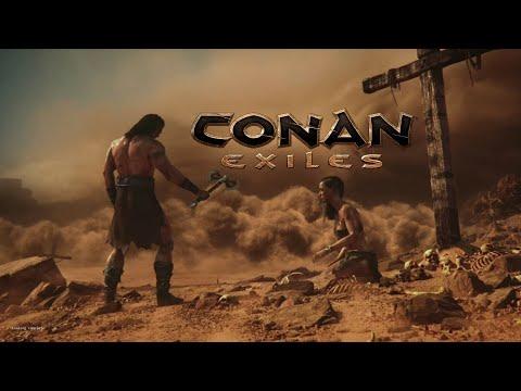 Conan Exile  Server 1055 Pvp