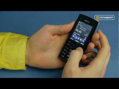 Видео обзор Nokia X2-02 от Сотмаркета