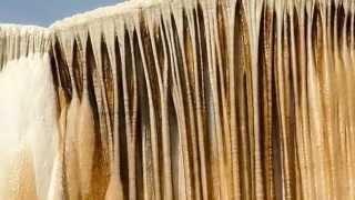 حمام دباغ بولاية قالمة بتاريخ 22 05 2014 bath dabbagh guelma state water 97 degrees celsius