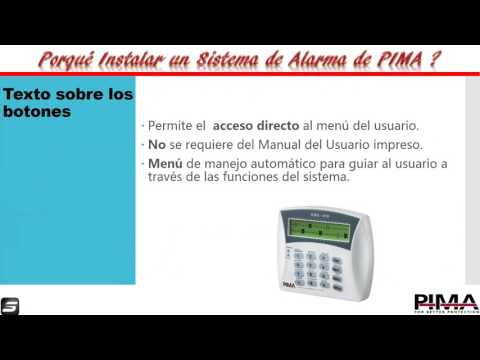 PIMA   Comunicación IP GPRS RADIO