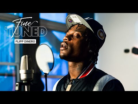 """Flipp Dinero Performs """"Leave Me Alone / If I Tell You"""" Medley Live With Piano 