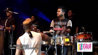 Ricky Ricon // Dante C. Ft Charanga Habanera // Club Lawn Tennis // jesus maria // lima-peru // 2017