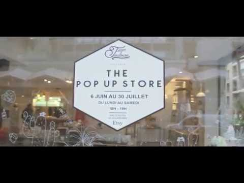 THE POP UP STORE - Toulouse, Summer 2016