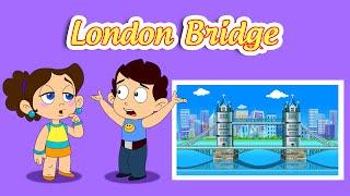 London Bridge Nursery Rhyme || Nursery Rhymes for kids || Laughing Dots kids Nursery Rhymes