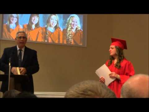 Ocean County Christian Academy's 2014 Graduation Ceremony