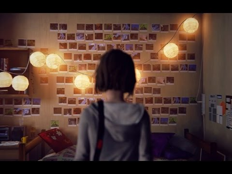 Life is Strange(Ep.5) Part 2: The Zeitgeist Gallery