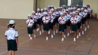 Đội thi nghi thức vòng tỉnh châu thành Trà Vinh