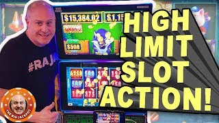 🎰 High Limit Slot Action from The Lodge Casino! 🎰