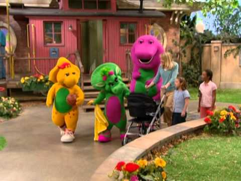 Barney: We Love Our Family - Clip