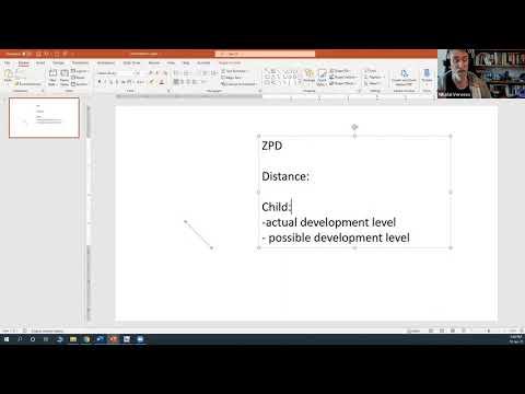 Nikolai Veresov – The Zone of Proximal Development ZPD (Asia-Pacific Summer School)