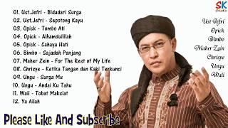 Kumpulan lagu-lagu religi terbaik & enak di dengar (penyejuk hati) - ustad jefri al buchori (alm) opick bimbo maher zein chrisye ungu wali
