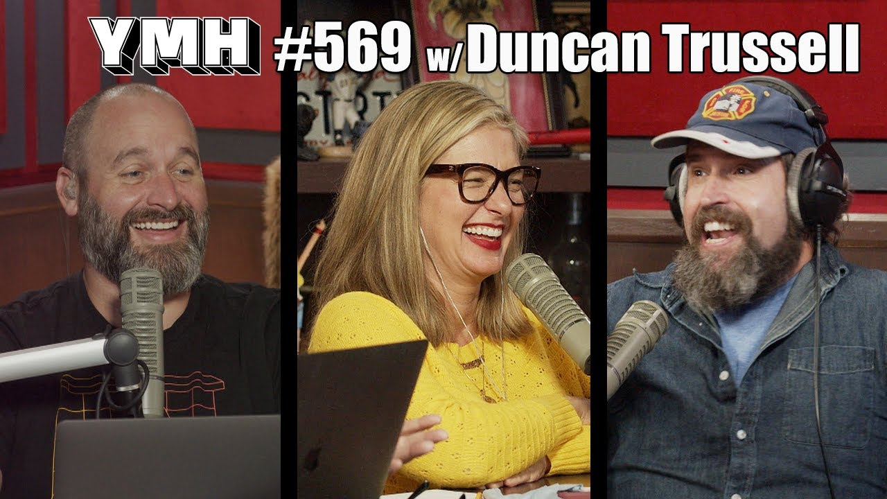 Download Your Mom's House Podcast - Ep. 569 w/ Duncan Trussell