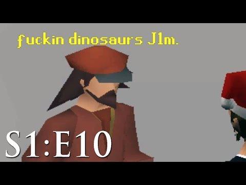 According to J1m: Lighthouse Basement Dinosaurs