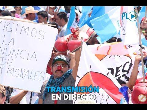 EN VIVO #ParoNacional | Bloques se encaminan al Palacio Nacional