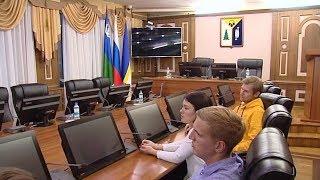 В Нижневартовске завершился этап проекта «Молодёжная лига управленцев Югры»