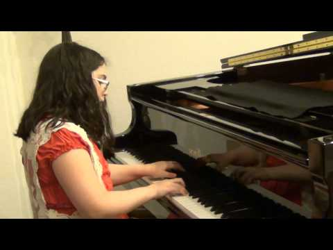 США  2051: Как играют на фортепиано П.И. Чайковского американские дети