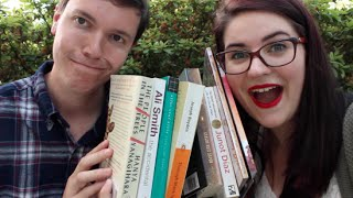 JUST ONE DAY WITH WELLDONEBOOKS (+ book haul)