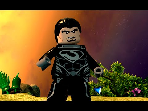 general zod lego batman 2 - photo #19