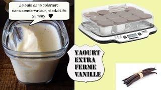 comment faire yaourt ferme