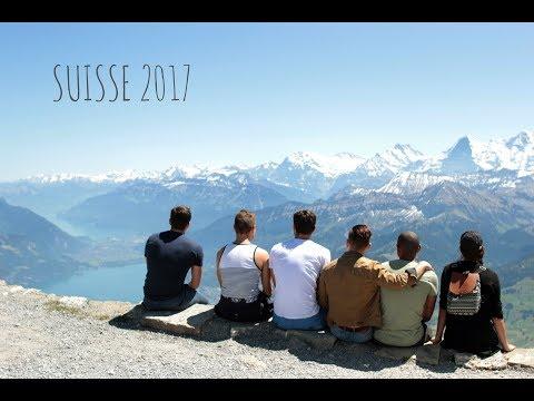 Une minute en Suisse