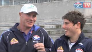 Barry's Back - Barry Hall interviews Jason Tutt