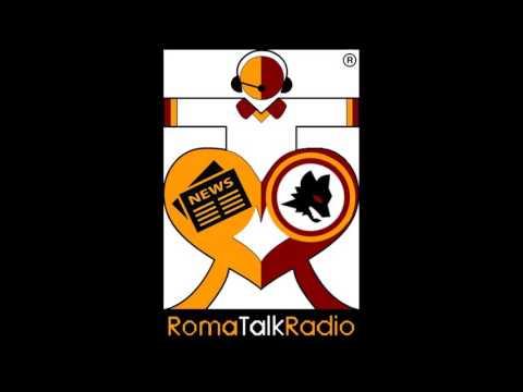 "Antonio Bongi a Roma Talk Radio nel format ""Torcida GialloRossa"""